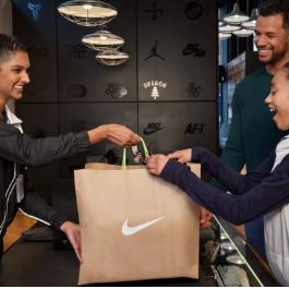 Tía Estéril un millón  NikeTown London