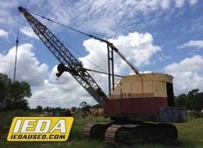 Used 1974 BUCYRUS-ERIE 25B For Sale