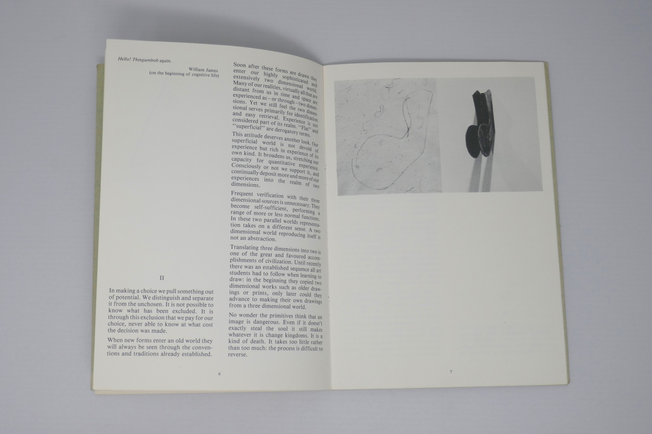 Joel Fisher: Arnolfini Gallery Bristol 1981 thumbnail 2