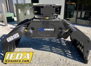 Used 2018 Genesis GHG125 For Sale