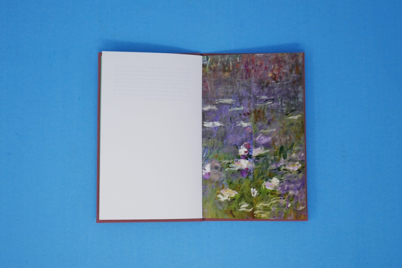 The Seams of Claude Monet thumbnail 2