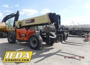 Used 2015 JLG G12-55A For Sale