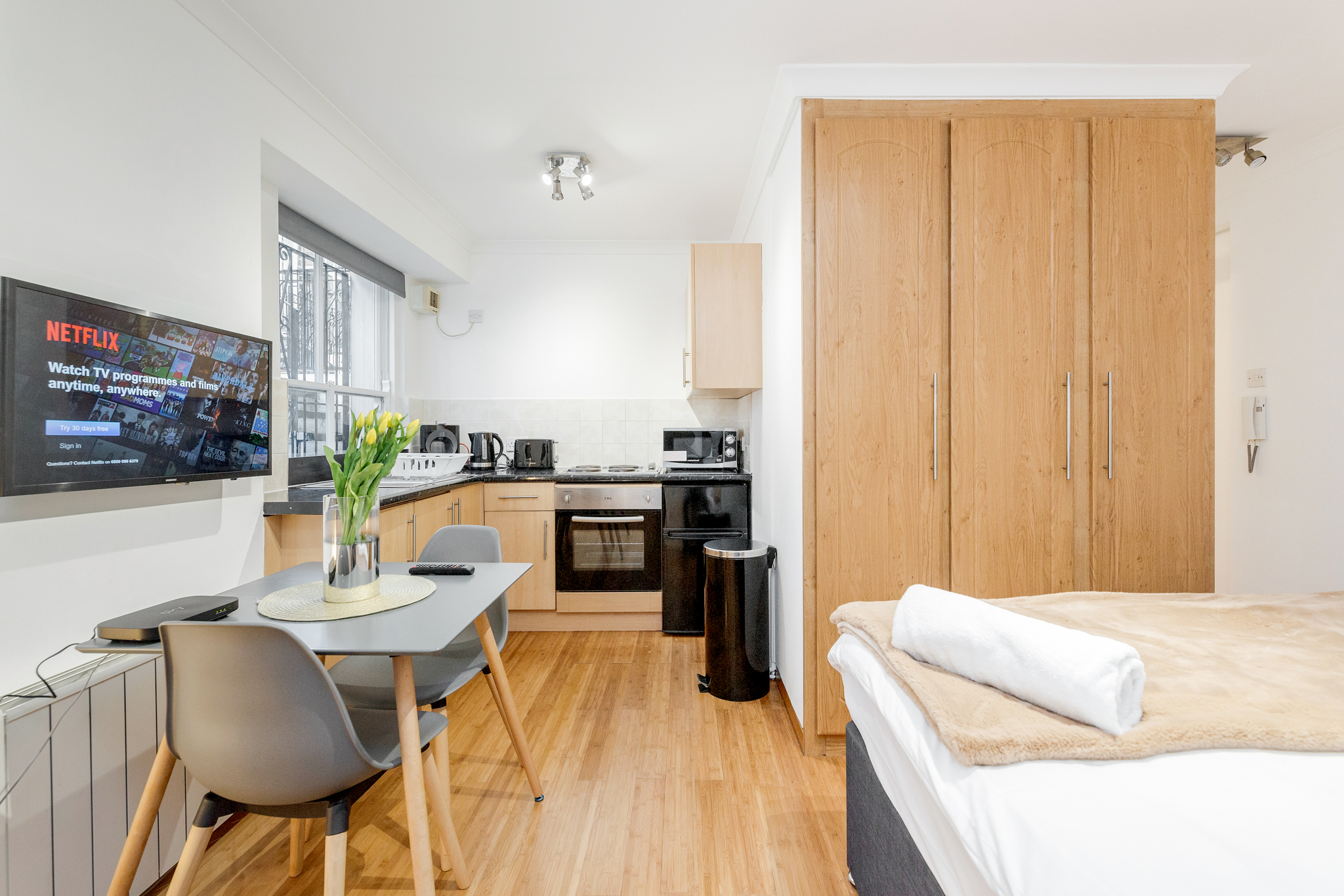 Apartment Professionally cleaned Beautiful studio apartment on Kings Road  Chelsea photo 20393772