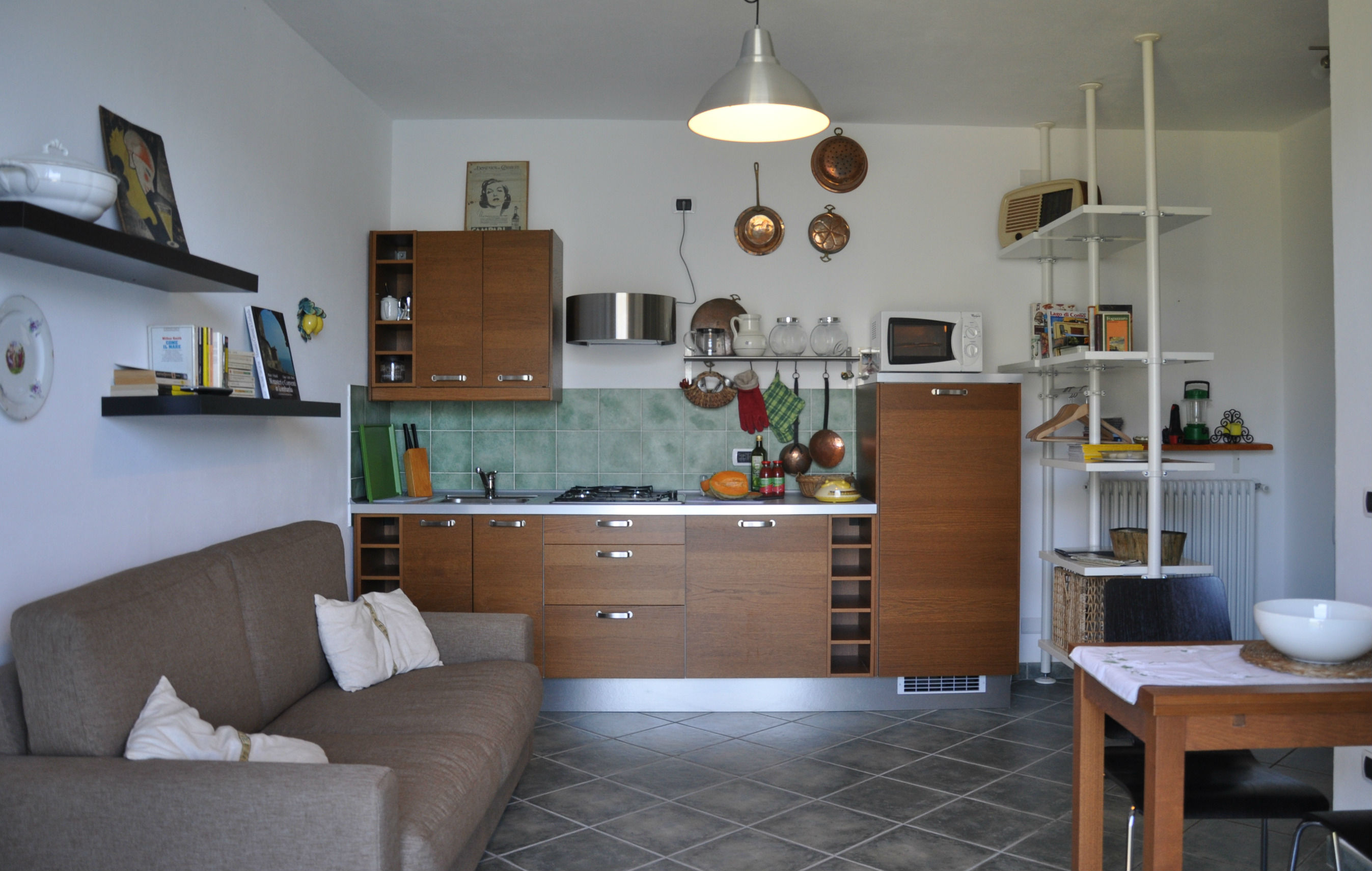 Bellano 1 bedroom apartment with stunning views