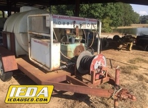 Used 1994 Homemade PRESSURE WASHER For Sale
