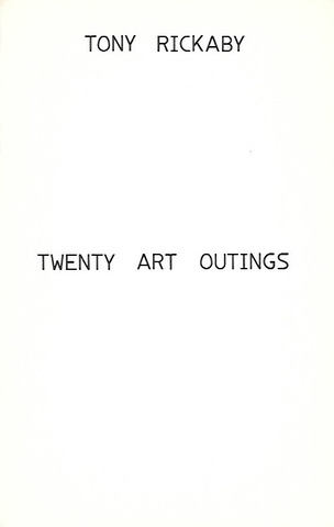 Twenty Art Outings