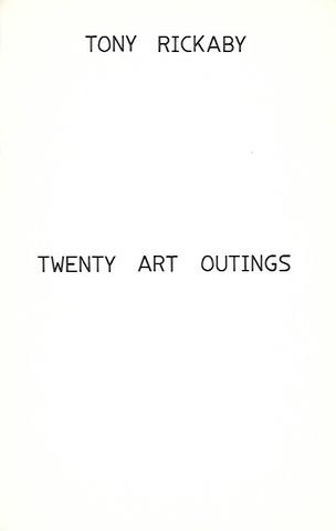 Twenty Art Outings