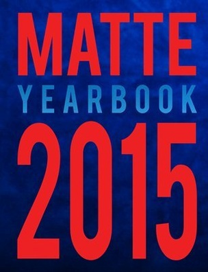 Matte Magazine 2015 Yearbook