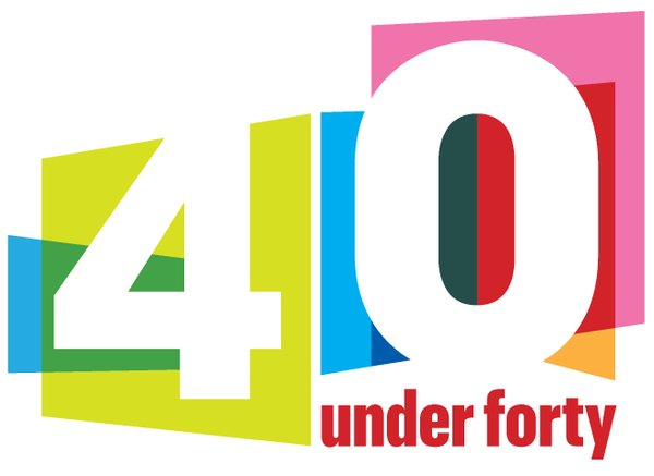 2017 40 Under 40 Awards Celebration