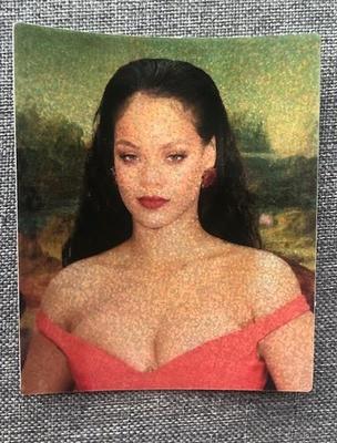 Rihanna Lisa Vol. 1 Glitter Sticker