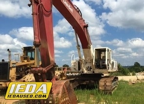 Used 1994 Link-Belt LS-5800C II For Sale