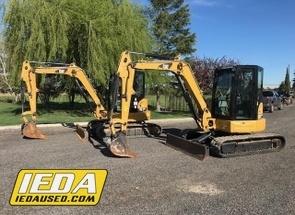 Used 2015 Caterpillar 305E2 CR For Sale