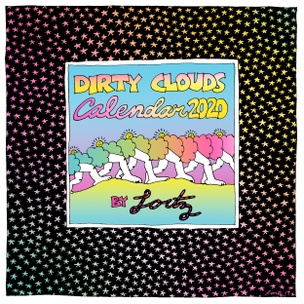Dirty Clouds Calendar 2020
