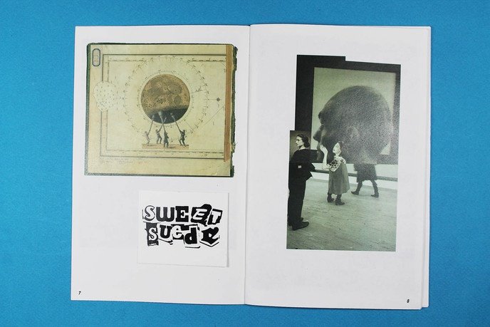 Sweet Suede Buddy Issue #1 thumbnail 2
