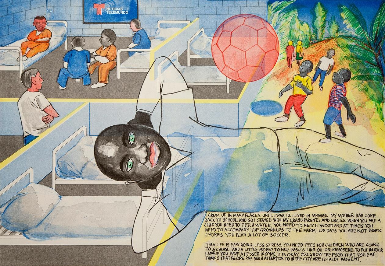 Between Worlds: an asylum seeker in America thumbnail 6
