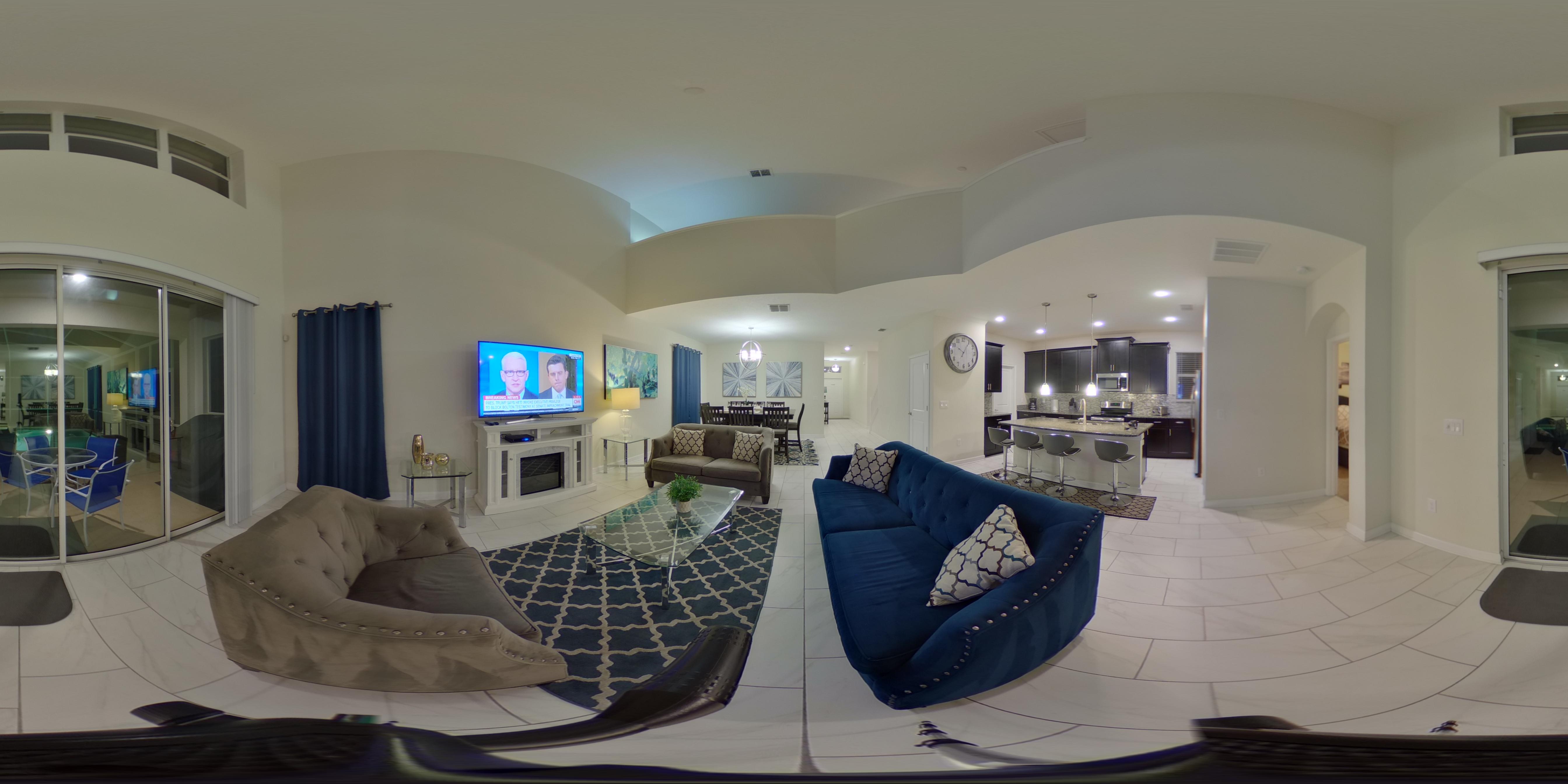 Apartment Villa  10 min from Disney  Golf  Wetpark all new photo 24719405