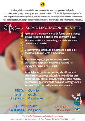 OFICINA MIL LINGUAGENS