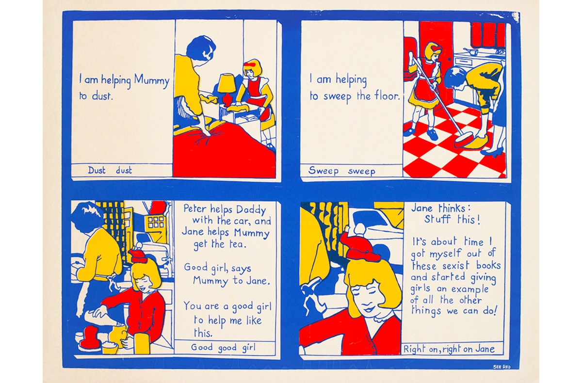 0ebe8d45 ... See Red Women's Workshop : Feminist Posters 1974-1990 thumbnail ...