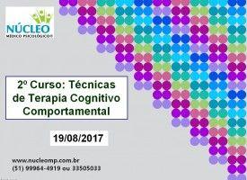 Técnicas de Terapia Cognitiva Comportamental