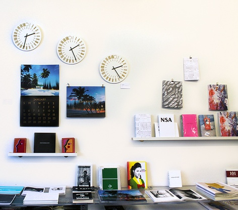 Selections from the 2013 NY Art Book Fair