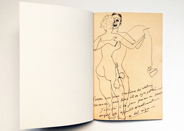 Erotic Drawings: Selected Works from 1922 to 1950 thumbnail 6