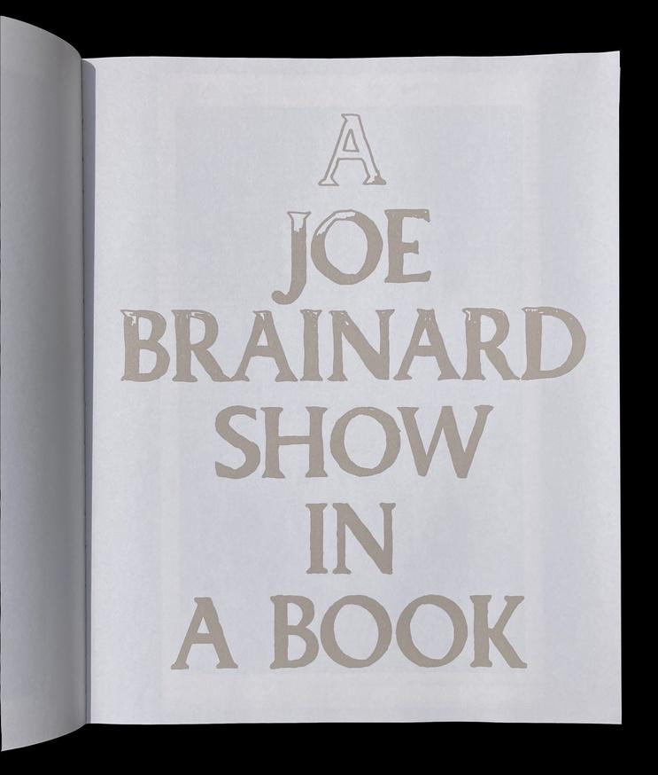 A Joe Brainard Show in a Book thumbnail 3