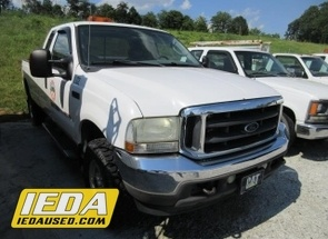 Used 2004 Ford F350 LARIAT SD For Sale