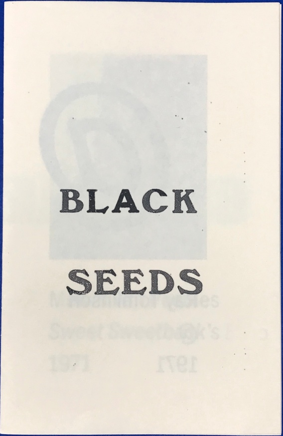 Black Seeds thumbnail 2