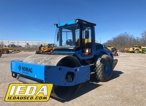 Used 2017 Bomag BW213D-5 For Sale