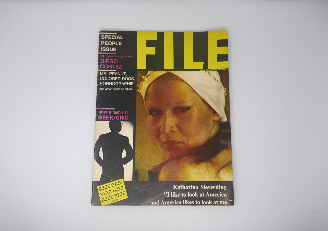 FILE Megazine