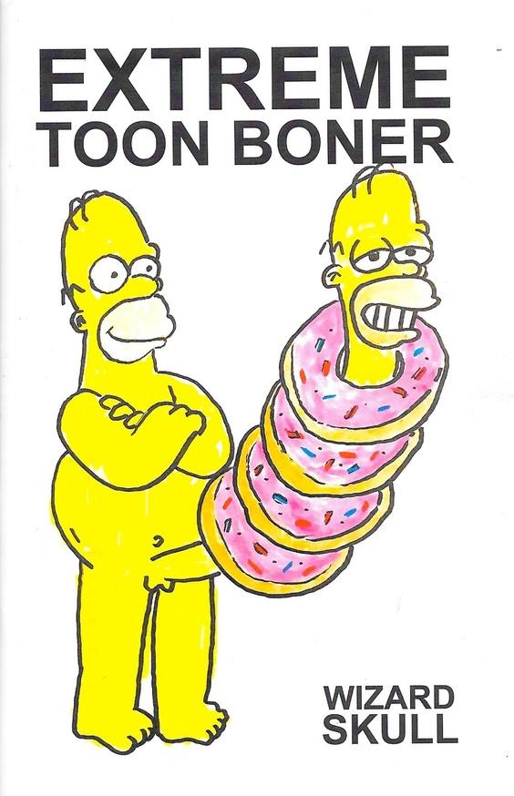 Extreme Toon Boner