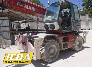 Used 2005 Manitou MRT 1635 For Sale