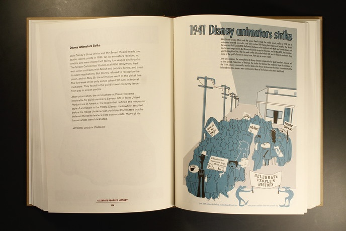 Celebrate People's History: The Poster Book Of Resistance: Revolution thumbnail 5