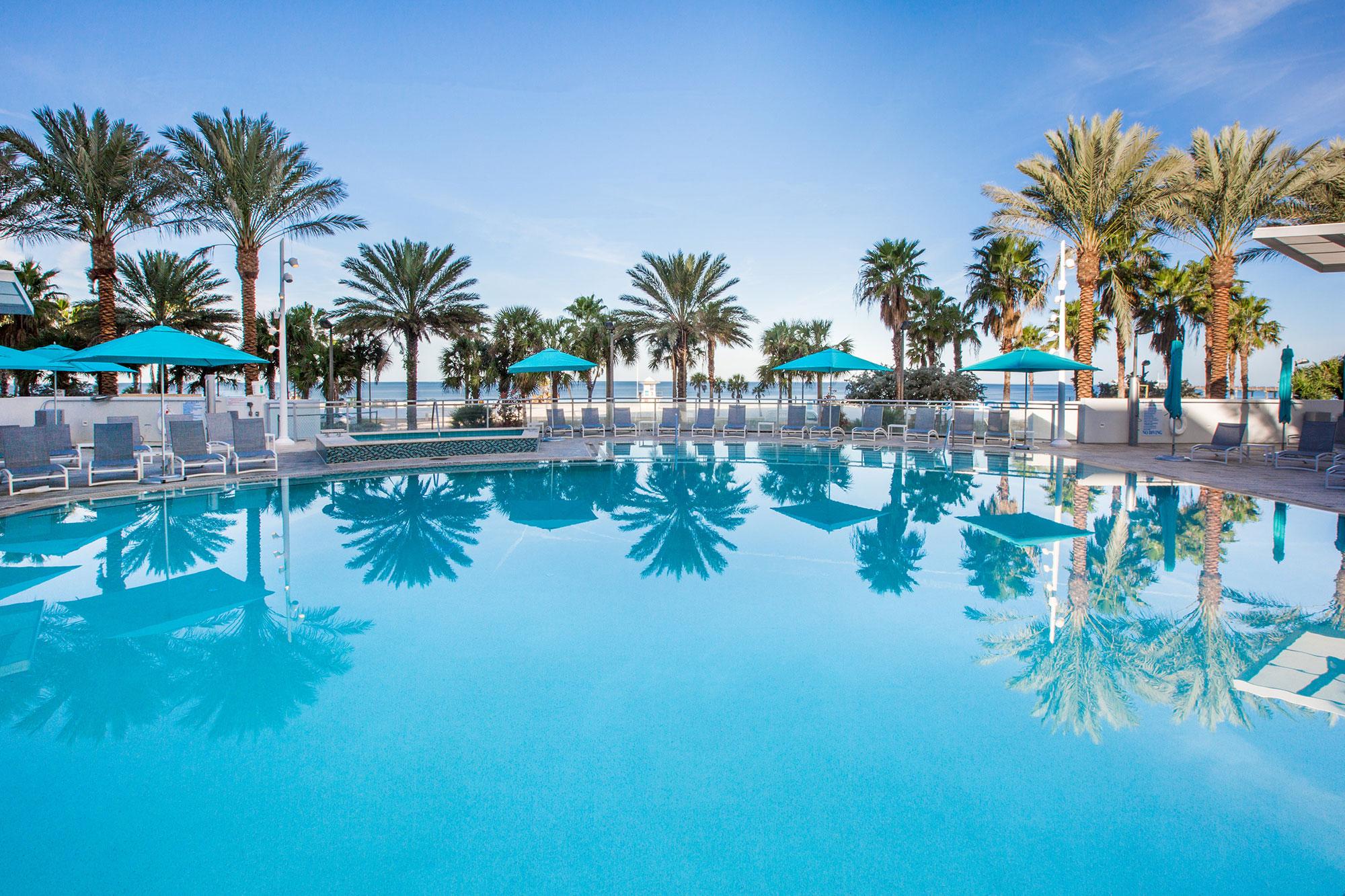 Apartment Clearwater Beach Resort 2 Bedrooms 2 bathrooms photo 20363966