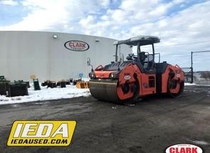 Used 2012 Hamm HD120VO For Sale
