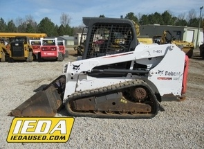 Used 2014 Bobcat T550 For Sale