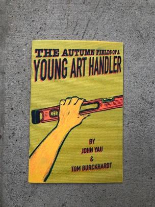 The Autumn Fields of a Young Art Handler