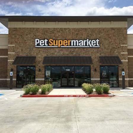 Pet Supermarket Self Serve Dog Wash
