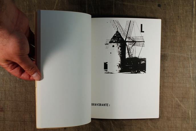27 Molinos : Alfabeto Basado En Los Gigantes Nombrados Por Cervantes thumbnail 3