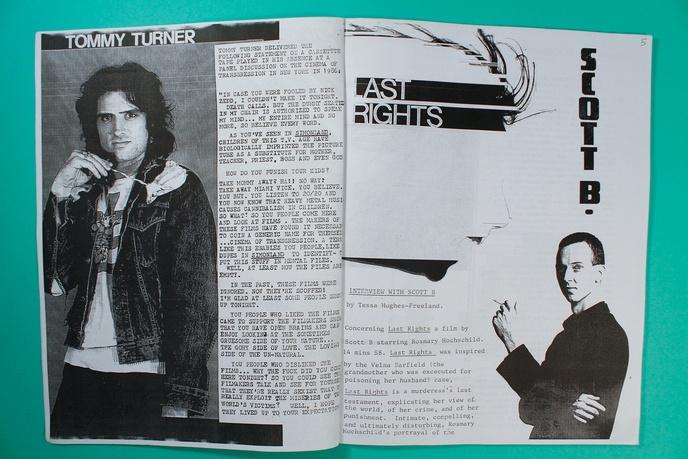 Underground Film Bulletin #6 thumbnail 2
