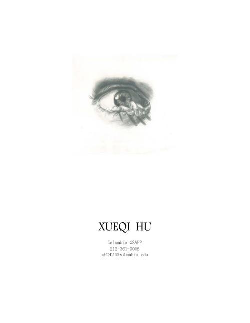 AAD HuXueqi SP20 Portfolio.pdf_P1_cover.jpg