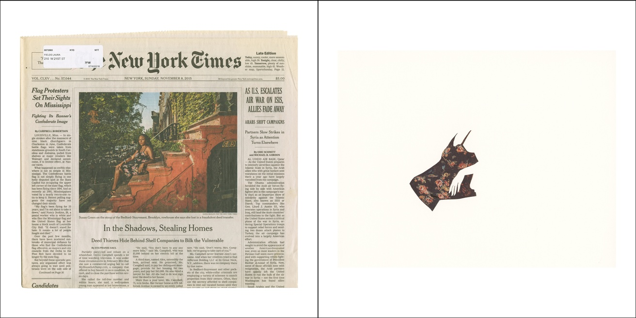 Front Pages with Pictures of Women and Flowers : The New York Times thumbnail 3