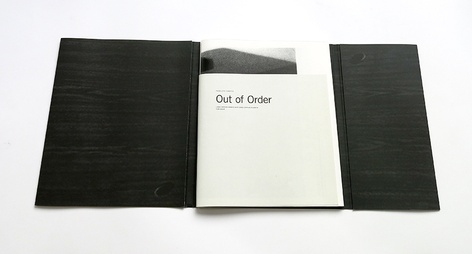 Out of Order by Penelope Umbrico from RVB Books