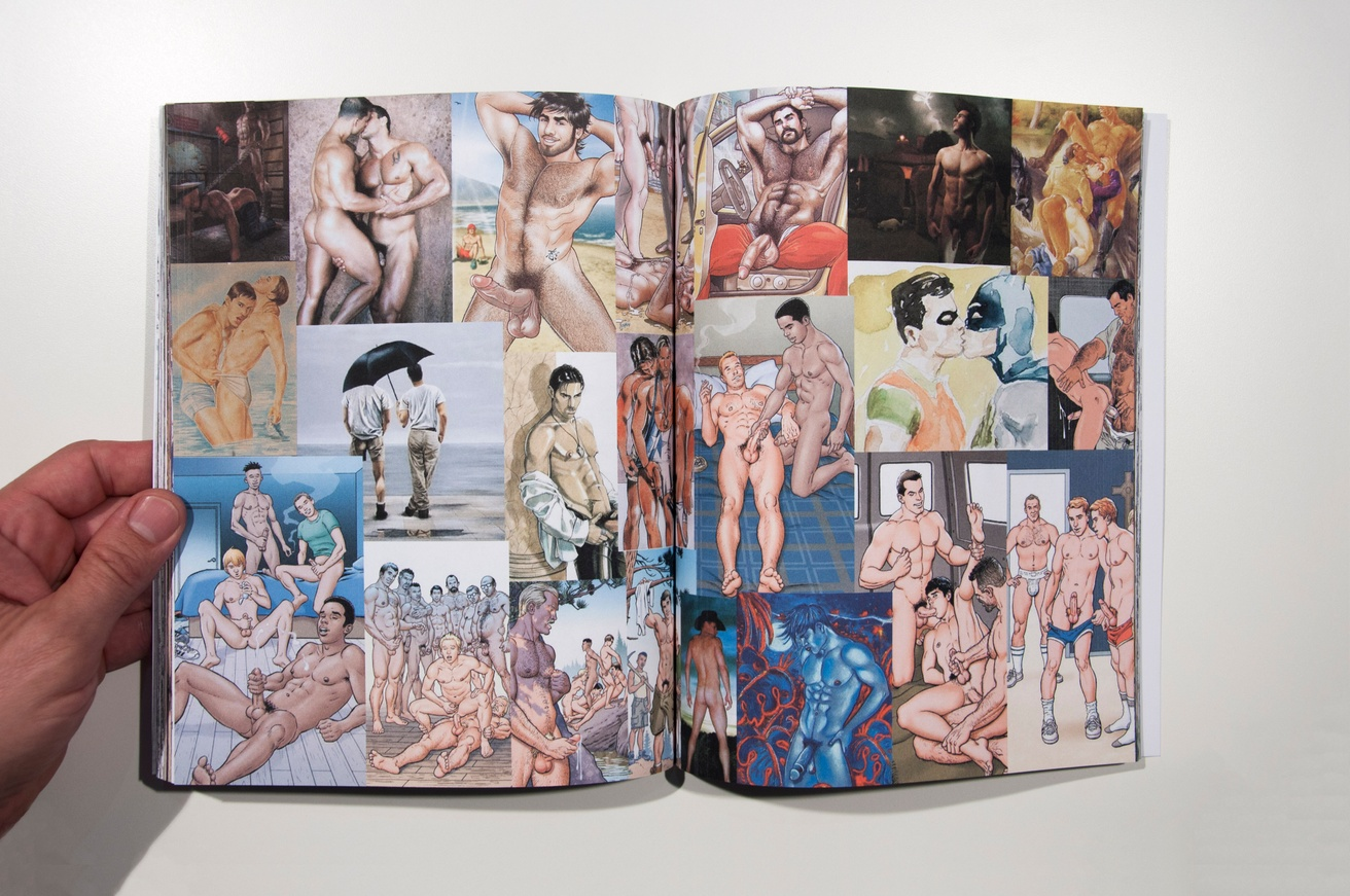 1,200 Gay Illustrations Found on eBay and Printed in a Book thumbnail 2