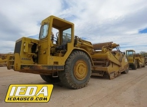 Used 1982 Caterpillar 623B For Sale