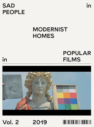 Sad People in Modernist Homes in Popular Films, Vol. 2