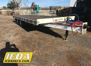 Used 2008 Trail King TK40 For Sale