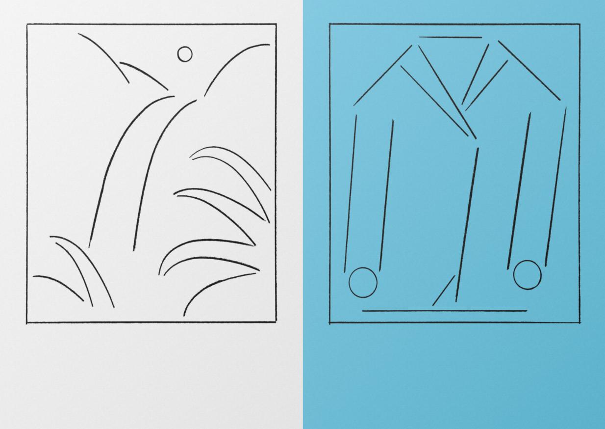 Sixteen Drawings of Sixteen Lines thumbnail 3