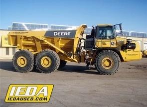 Used 2012 John Deere 400D For Sale