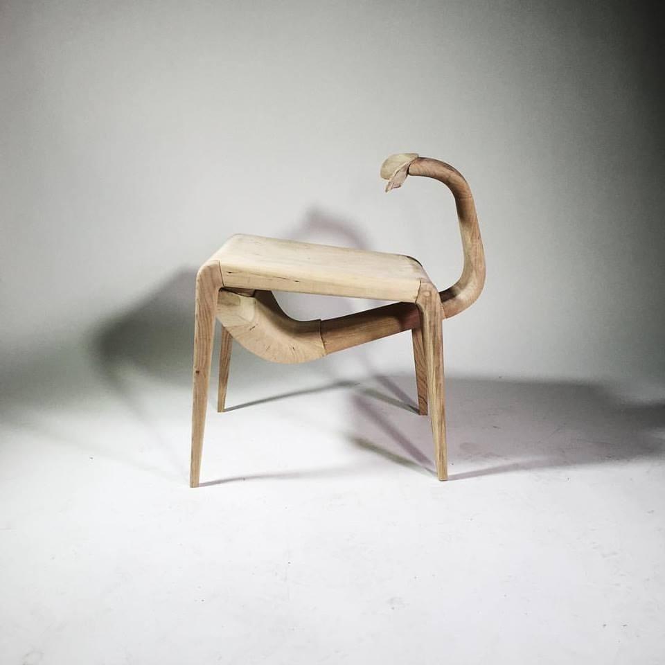 Chair by Ali Naghdali
